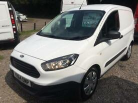 Ford Transit Courier 1.5TDCi ( 75PS ) NEW SHAPE,ONE OWNER,NO VAT,