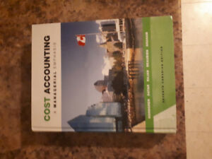 Cost Accounting Textbook