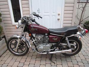 Yamaha XS650  (1978) VENDUE  VENDUE  VENDUE