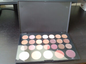 Unused CostalScents 26 Shadow Blush Palette