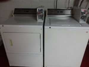 whirlpool Commercial Coin laundry washer and dryer for sale $700