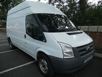 Panel Van Transit 2.2TDCi Duratorq 350L High Roof Van 350 LWB