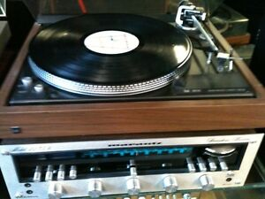 TURNTABLES FOR SALE all SERVICED Calibrated & WARRANTIED London Ontario image 1