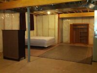 Why Pay For A $$$ Hotel? Rent a Furnished Basement Daily/Weekly