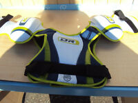 youth hockey chest protector