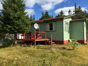 Cabin on the Harbor: 1 hour 20 min. from St. John. REDUCED