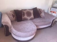 DFS sofa and sofa bed