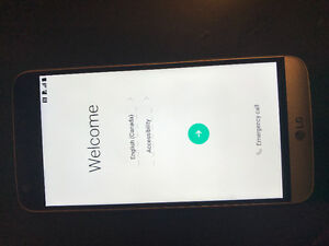 Lg G5 for sale locked to Rogers. Great condition $300