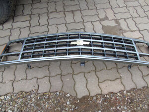 hood and grille fit 1988-1999