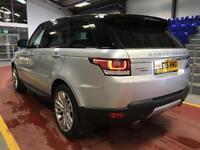 Land Rover Range Rover Sport 3.0SD V6 ( 292ps ) 4X4 ( s/s ) Auto 2015 HSE
