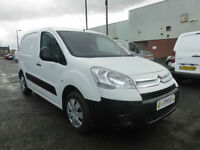2009 59 L1 Citroen Berlingo Van LPG three seats, Very economical
