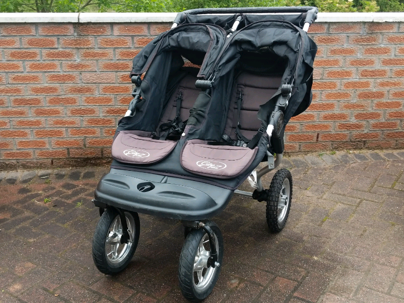 Baby Jogger City Elite Double Pram Buggy In Airdrie North Lanarkshire Gumtree