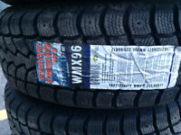 225/60R17 Brand New WINTER CLAW Tires Rims - Nissan Rogue
