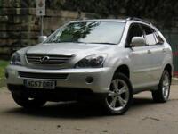 2007 57 LEXUS RX 3.3 400H SR 5D AUTO 208 BHP