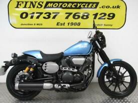 Yamaha XVS950 Cafe Racer. 1 Owner, 300 Miles from new, Superb condition.
