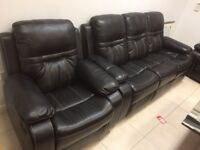 3 2 1 ALL RECLINING SUITE