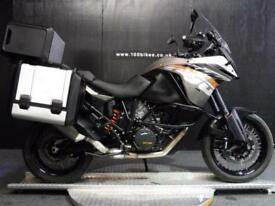 64 KTM 1190 ADVENTURE ABS 3 X LUGGAGE 14,000 MILES