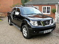 2009(59) NISSAN NAVARA 2.5DCI TEKNA - DOUBLE CAB PICK UP - HISTORY - NO VAT -