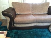 LARGE TWO SEATER SOFA