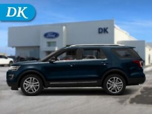 2017 Ford Explorer XLT AWD 201A w/Handsfree Liftgate, Nav, and M