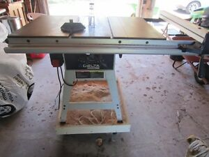 Table Saw Delta 35-650