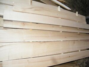 F/S  Lumber - Rough and Plained