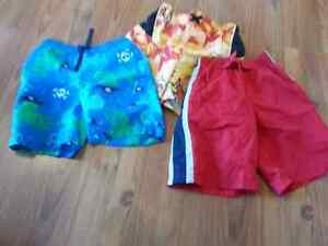 Boys size 4/5 swim shorts
