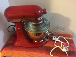 Kitchen Aid Ultra Power Plus (Red)