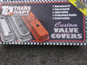 SMALL BLOCK CHEVY VALVE COVERS, BRAND NEW