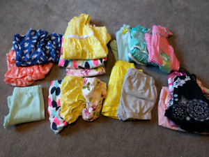 18 Month Girls Summer lot
