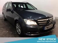 2013 MERCEDES BENZ C CLASS C220 CDI BlueEFFICIENCY Executive SE 5dr