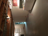Drywall muddier with equipment needed