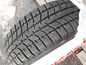 4 Bridgestone winter 205/60r16