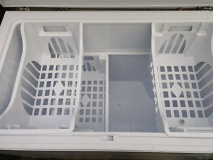 Small chest freezer - clean