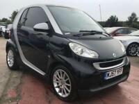 2007 SMART FORTWO PASSION 1.0 AUTO LOW MILES FULL SERVICE HISTORY LONG MOT