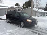 2007 Pontiac Montana SV6 Minivan