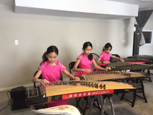 Chinese zither band are looking for guitar and drummer
