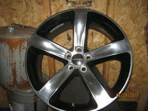 20 Inch Dodge Challenger Rims