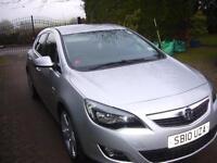 Vauxhall/Opel Astra 1.7CDTi 16v ( 110ps ) 2010MY SRi