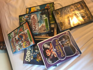 Scooby Doo DVDS. 10.00 for all of them