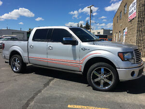2011 Ford F-150 HARLEY DAVIDSON TRUCK LOW KMS