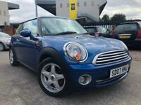 2007 Mini Cooper 1.6 Petrol Manual ** Facelift Model ** Full Beige Leather Trim