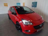 2015 15 VAUXHALL CORSA 1.4 LIMITED EDITION 3D 89 BHP