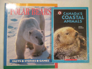 Polar Bears and Canada's Coastal Animals for Young Readers