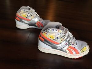Reebok Colourful Hightop Sneakers  Cambridge Kitchener Area image 7