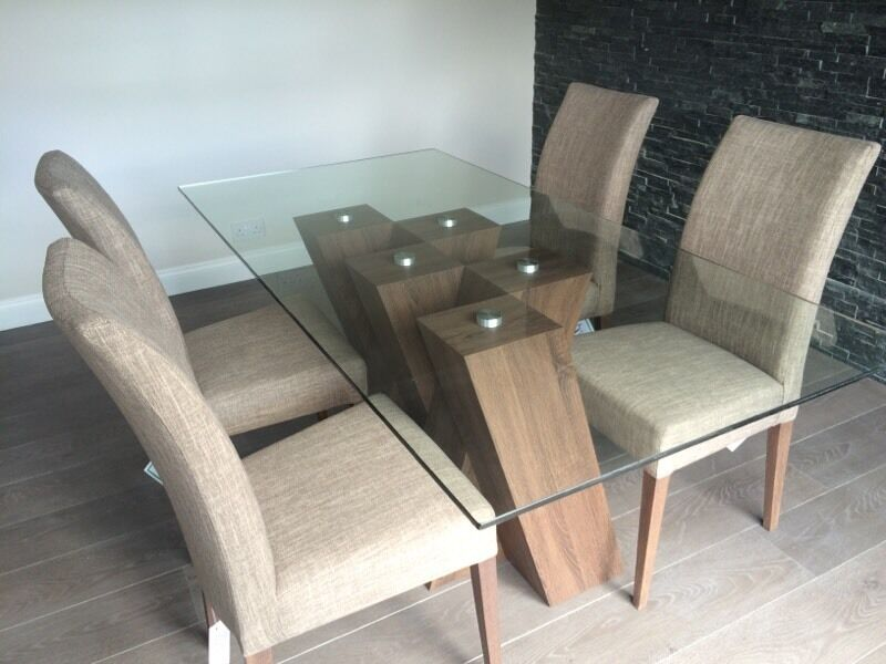 Brand New Dining Table 4 Chairs
