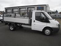 Ford Transit T350 MWB 2.4 TDCI 100ps Brand New Caged tipper body