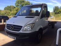 MERCEDES BENZ SPRINTER DIESEL RECOVERY TRUCK CAR TRANSPORTER 3.5 TON NEW SHAPE 2007 #### £6900 ONLY