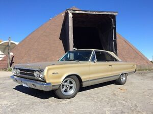 1967 Plymouth Satellite 383 California Car!