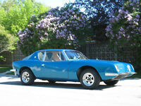 1963 Studebaker AVANTI - FOR SALE